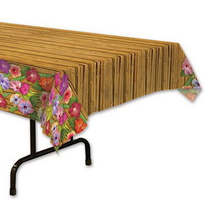 Tafelkleed Hibiscus