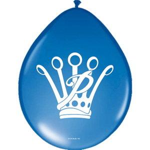 Ballonnen Prinses met kroontje