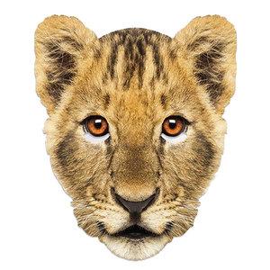 Masker leeuwenjong