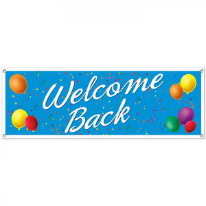 Spandoek Welcome Back