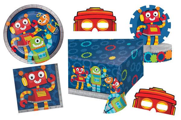 Robot versiering