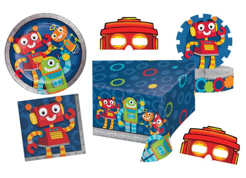 Robot versiering, robot slingers en robot decoraties