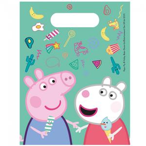 Feestzakjes Peppa Pig en Susy