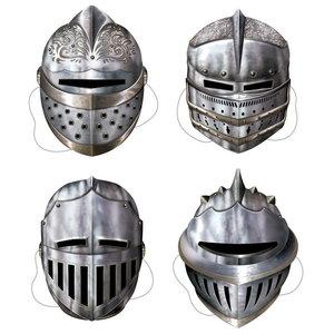 Maskers Ridder 4 stuks