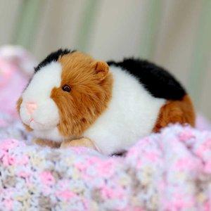 Pluche knuffel hamster luxe