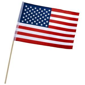 Zwaaivlag USA stof