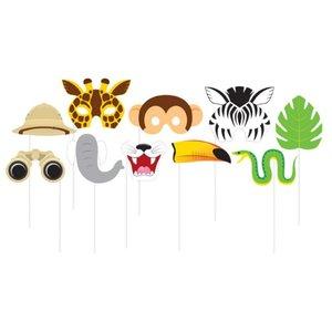 Foto Fun Jungle en Safari voor kinderen
