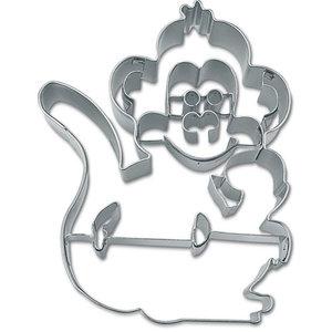 Uitsteek vorm aap