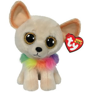 Ty Beanie Boo pluche knuffel Chewey de Chihuahua