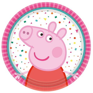 Bordjes Peppa Pig rainbow