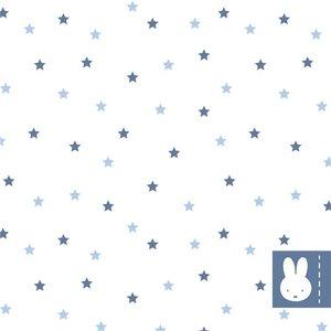 Servetten Nijntje met sterren blauw