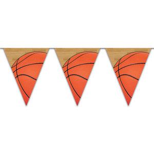 Vlaggenlijn Basketbal 3.6m