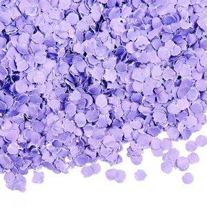 Confetti 100 gram lichtpaars