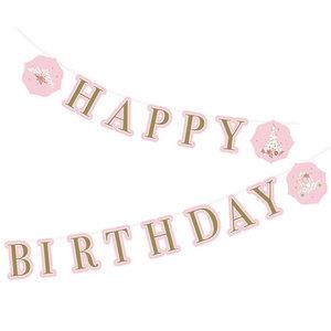 Slinger Prinses Happy Birthday
