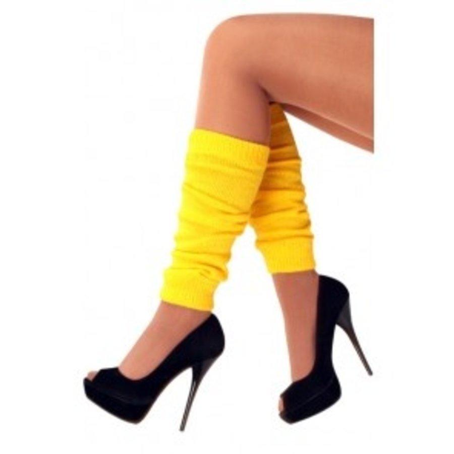 Beenwarmers geel