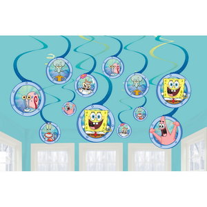 Hangdecoraties Spongebob & Friends luxe