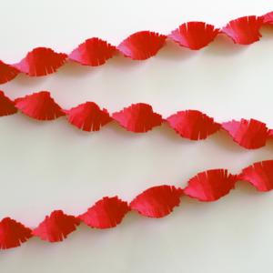 Slinger rood 6 meter