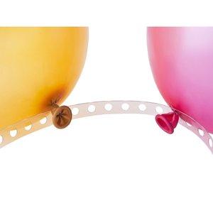 Ballonnenstrip voor trossen en bogen