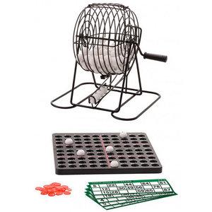 Bingo molen compleet met bingokaarten
