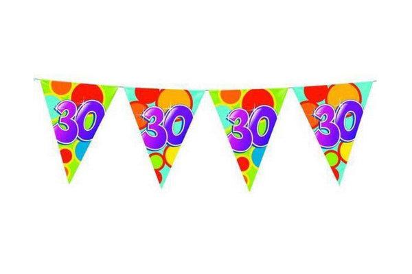 30 jaar slingers
