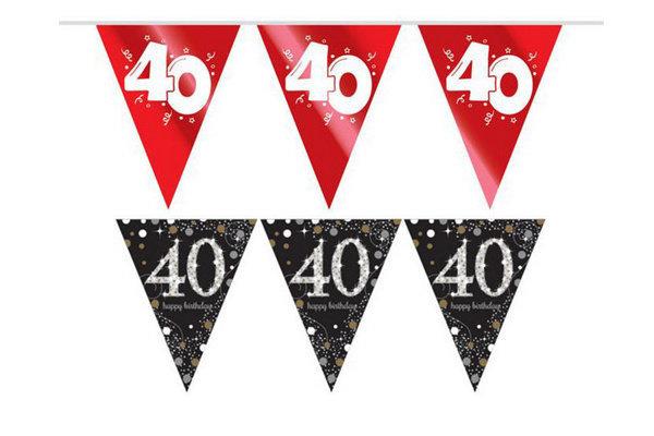 40 jaar vlaggenlijnen