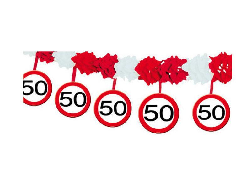 50 jaar slinger