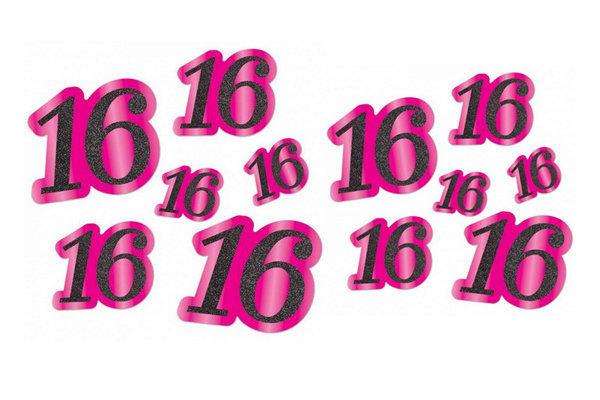 Sweet 16 decoraties
