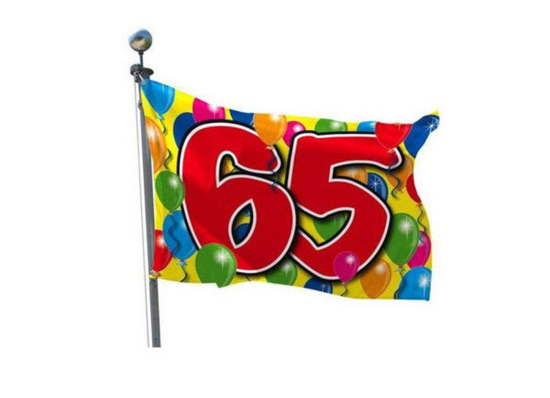 65 jaar spandoeken