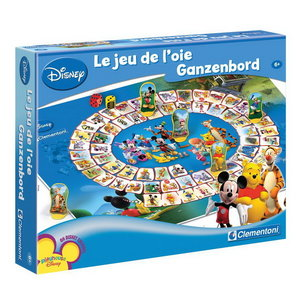 Ganzenbord Disney gezelschapsspel