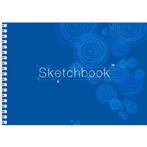 Schetsboek groot 40 x 28cm