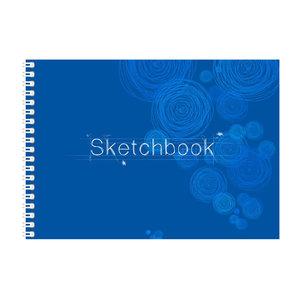 Schetsboek klein 28 x 20cm