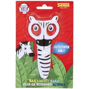 Schaar zebra - Mijn eerste schaar