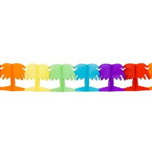 Slinger Palmboom gekleurd 4 meter