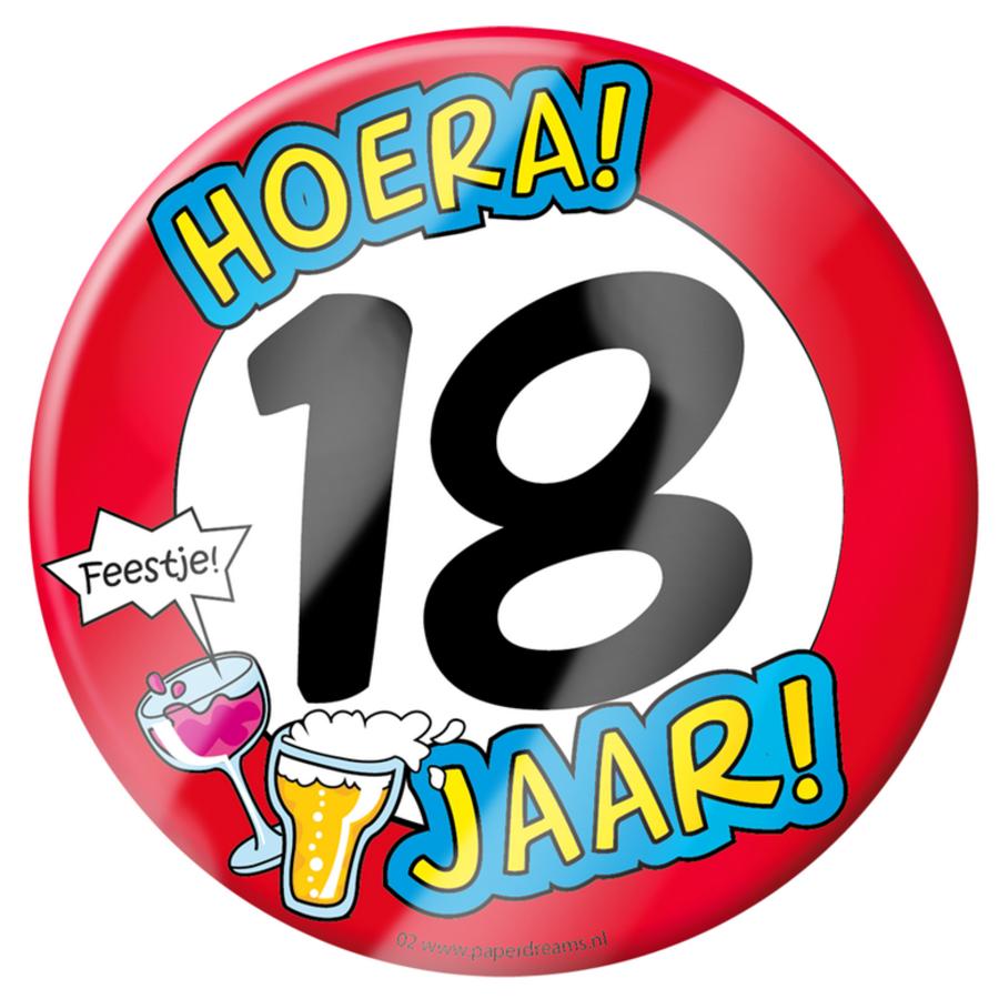 Bierviltjes 18 jaar