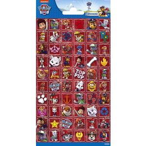 Stickers Paw Patrol 60 stuks