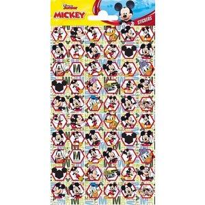 Stickers Disney figuren 60 stuks