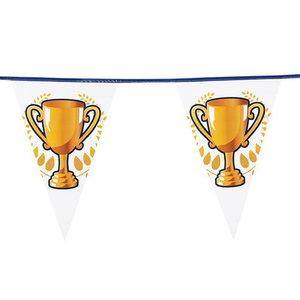 Vlaggenlijn Champions 6 meter