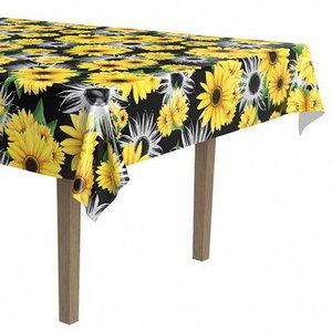 Tafelkleed met zonnebloemen