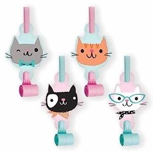 Rolfuitjes Party Cat  8 stuks