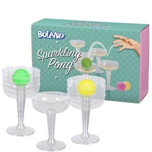 Limonade Spel Sparkling Pong 15-delig