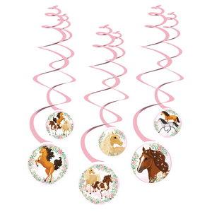 Hangdecoraties paarden beautiful horses
