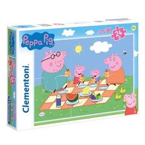 Peppa Pig puzzel maxi