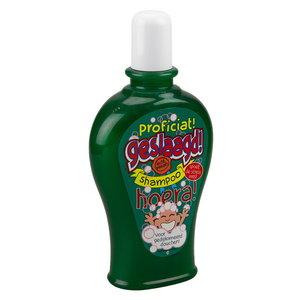 Shampoo Geslaagd Hoera groen