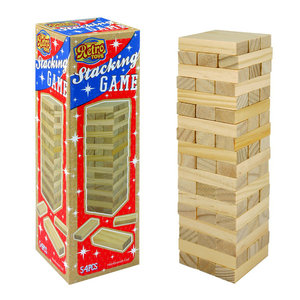 Stapeltoren Stacking Game hout