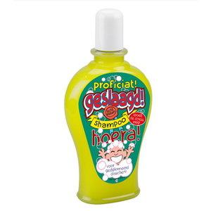 Shampoo Geslaagd Hoera geel