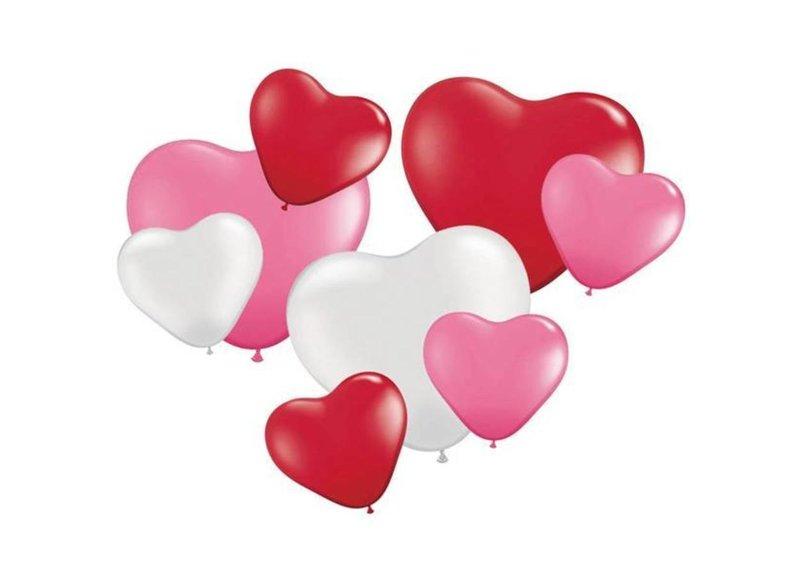 Ballonnen voor huwelijk en trouwen