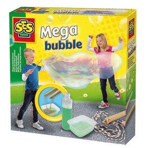 Mega bubble bellenblaas set