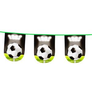 Vlaggenlijn voetbal spotlight 6 meter