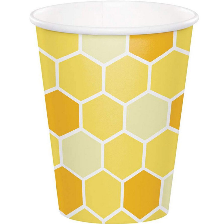 Bekertjes bijenraat 8 stuks