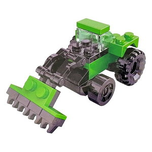 Landbouw Tractor 23 delig model 6